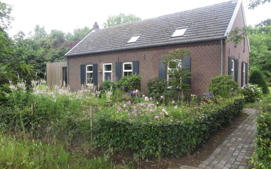 Het duurzame huis van Lambert Mertens