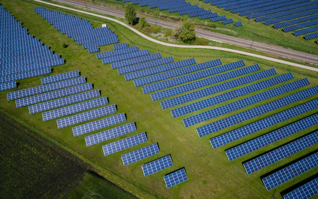 Netbeheerders onderzoeken dimmen zonneparken