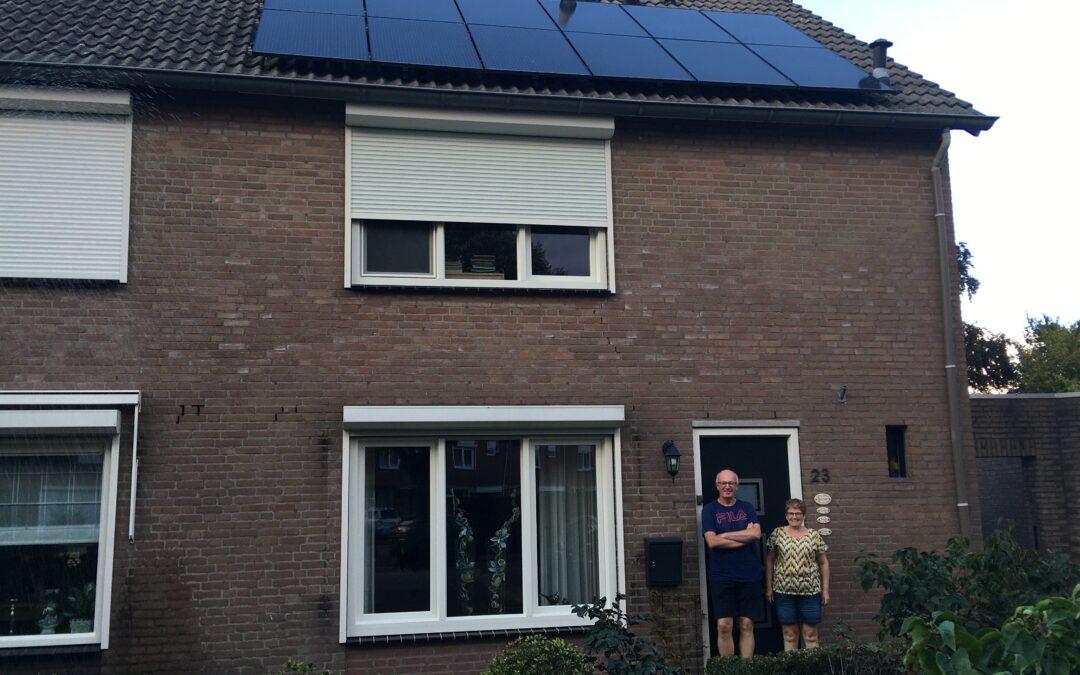 Het duurzame huis van Ger en Truus Janssen