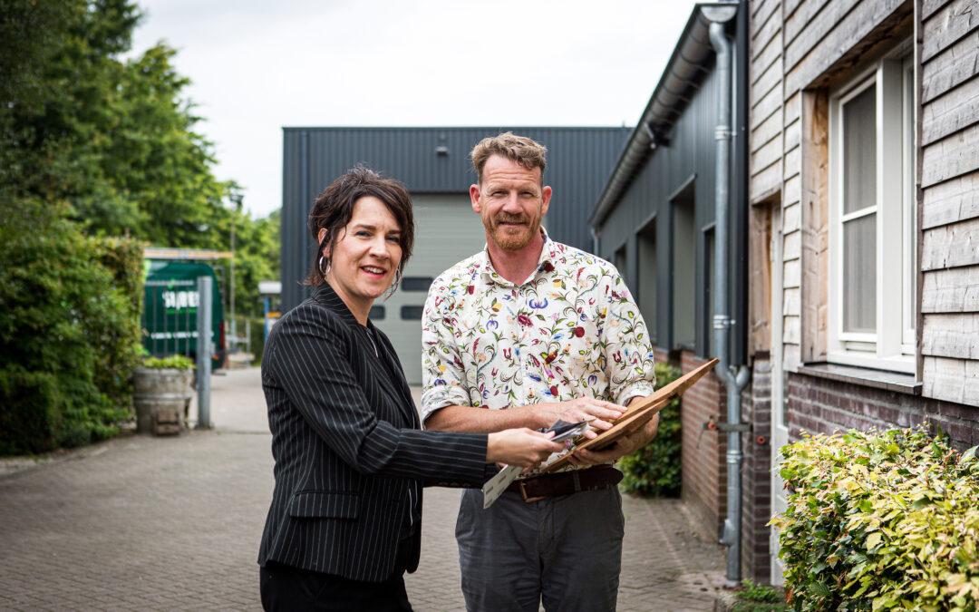 Het duurzame huis van Marcel Sijbers en Nicole Camps