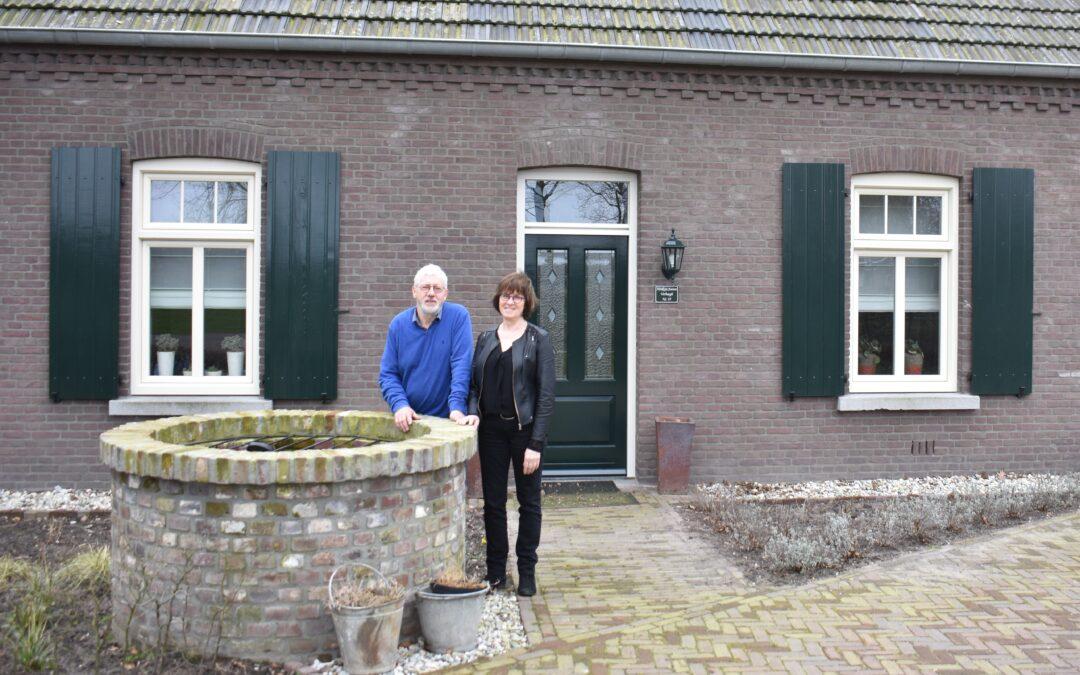 Het duurzame huis van Henk en Jeanne Verhaegh