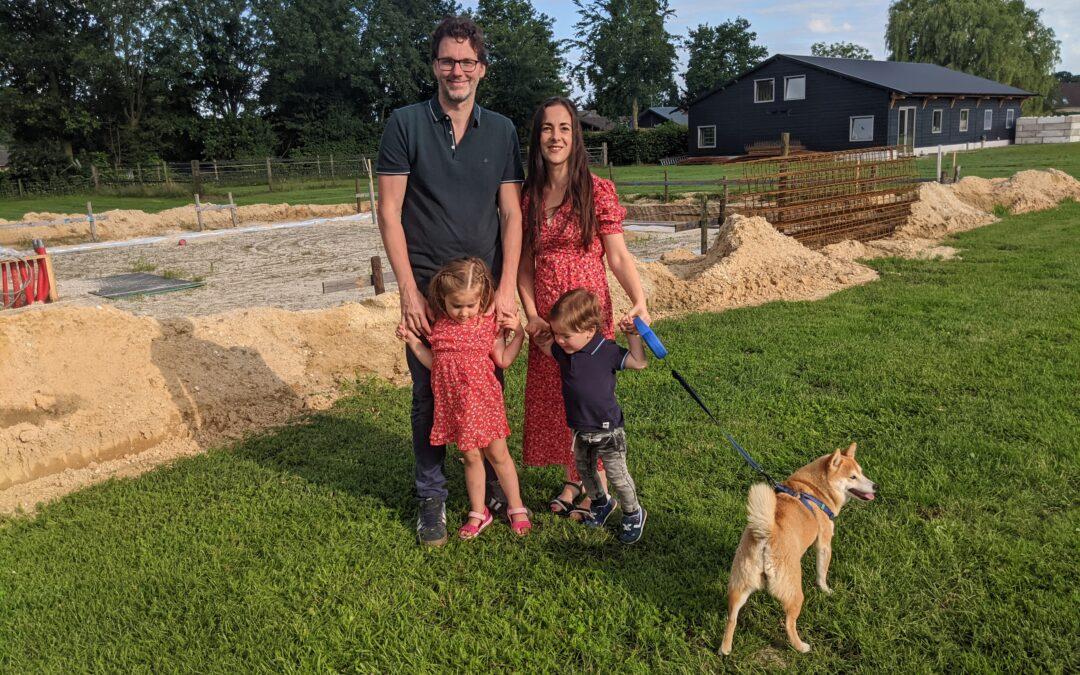 Het duurzame huis van Barry en Nicole